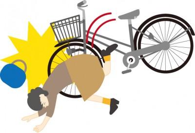 自転車事故の判例