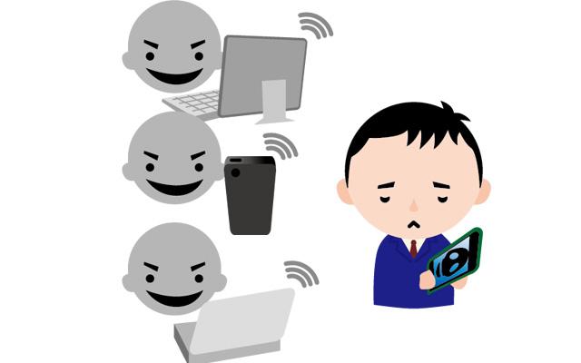 インターネット上で名誉毀損に悩む人